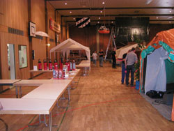125-Jahr Feier – Feuerwehrmesse in der Rübekamphalle