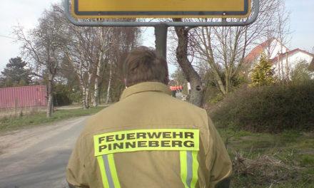 Feuerwehrmarsch in Reppenstedt