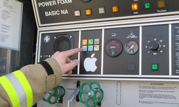 Apple Pilotprojekt in Pinneberg