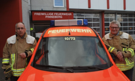 Feuerwehr Pinneberg vor Amtswechsel – Hamburger Abendblatt Lokalredaktion Pinneberg