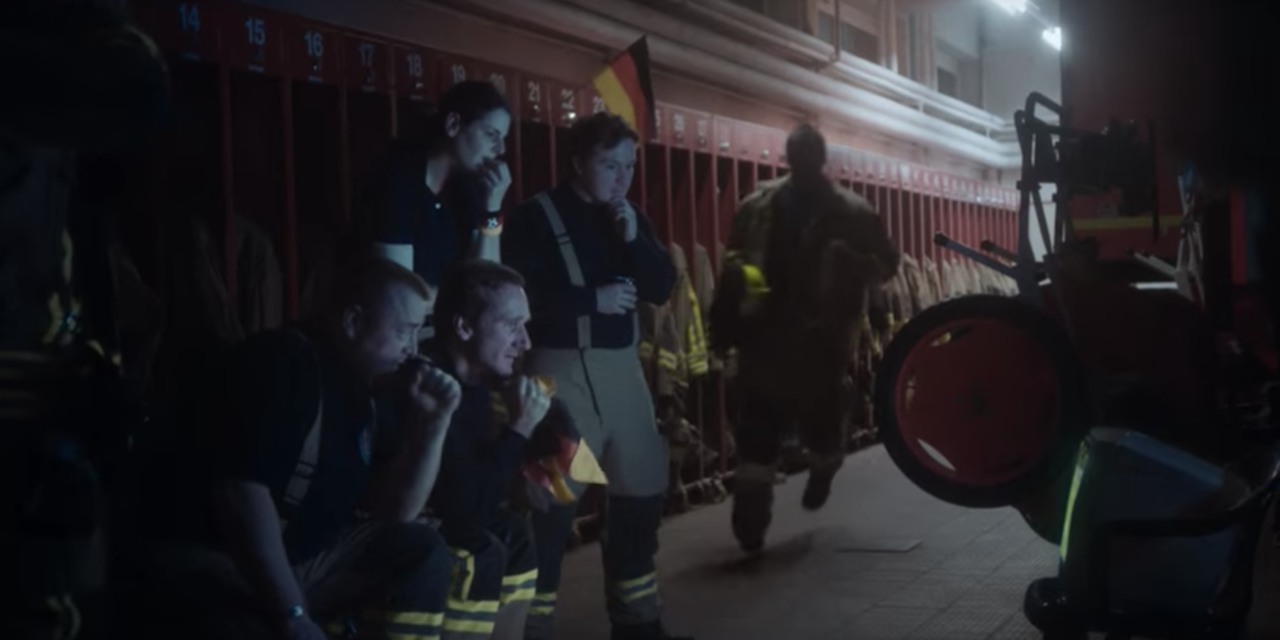 TV-Spot mit FF Pinneberg zu sehen