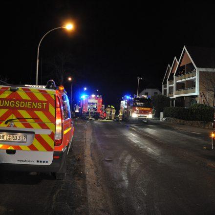 Rettungsdienst mit NEF und mehreren RTW waren ebenfalls vor Ort. Bild: KFV Pinneberg