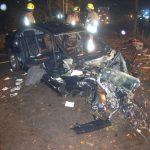 Der Unfallwagen