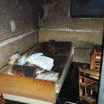 Glücklicherweise waren die Bewohner des Hauses beim Brandausbruch nicht im Haus, sonst wäre eventuell schlimmeres passiert