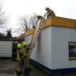 Sicherung von Fassadenelementen