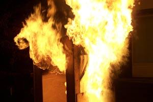 Infos zur Rauchmelderpflicht und Brandschutztipps im PIZ
