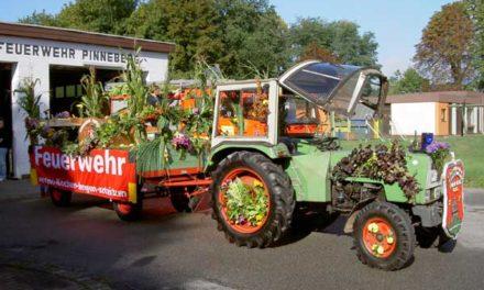 Erntedankfest im Ortsteil Waldenau