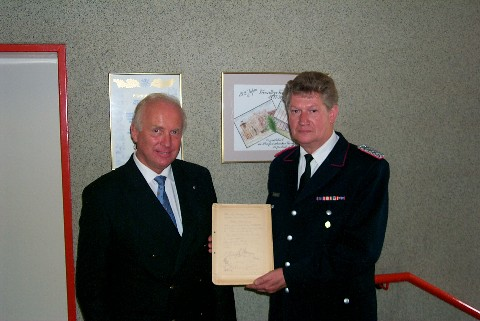 50 Jahre Förderungsring der Freiwilligen Feuerwehr Pinneberg