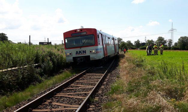 Bahnunfall