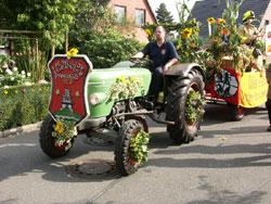 Erntedankfest in Waldenau