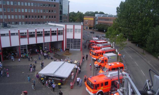Tag der offenen Tür bei der Jugendfeuerwehr Pinneberg