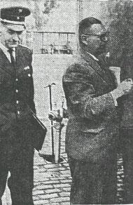 Zeitungsausschnitt vom 15.8.1960 aus dem Pinneberger Tageblatt