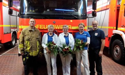 Tag des Ehrenamtes – Entspannung für die Feuerwehr