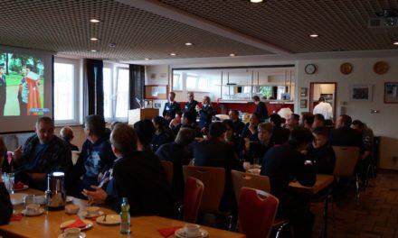 Treffen ehemaliger Jugendfeuerwehrleute