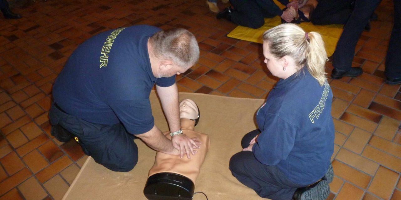 Ausbildung am AED