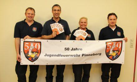 Festball 50 Jahre Jugendfeuerwehr Pinneberg