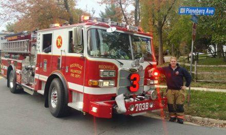 Neue Engine in Rockville in Dienst gestellt