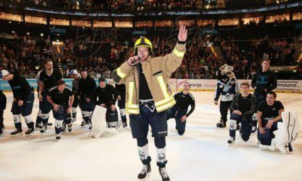 Eiskalt bei der Feuerwehr Pinneberg