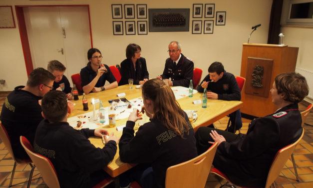 Versammlung des Förderungsring der Feuerwehr Pinneberg