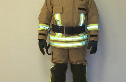 Neue Einsatzschutzanzüge für die FF Pinneberg