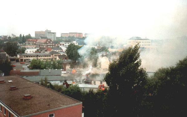 Beig-Verlag  Feuer im Technikbereich