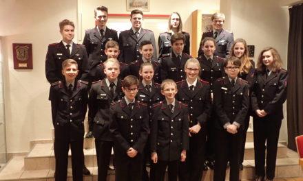 Jahreshauptversammlung der Jugendfeuerwehr Pinneberg