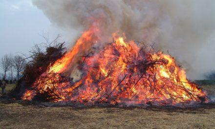Sicherheitstipps für's Osterfeuer