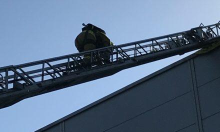 Ausbildung für AGT, zusammen mit der Feuerwehr Langballig