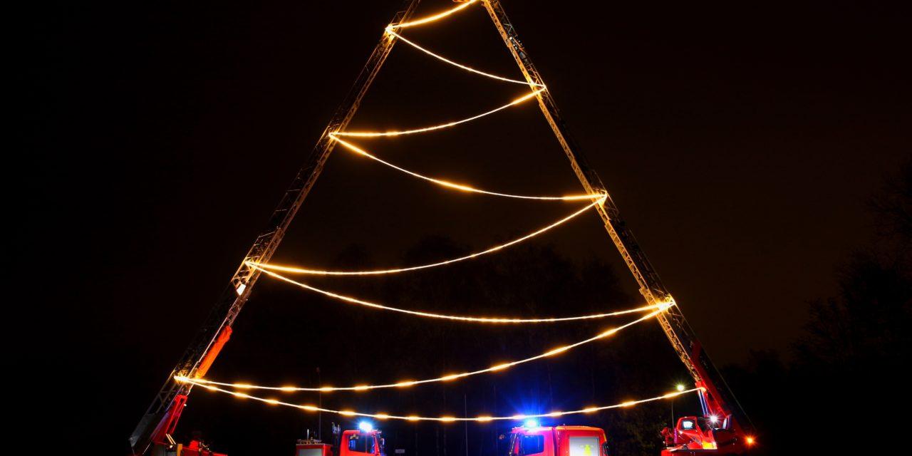 Unser Weihnachtsbaum!