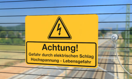 Sicherheit an Bahnanlagen