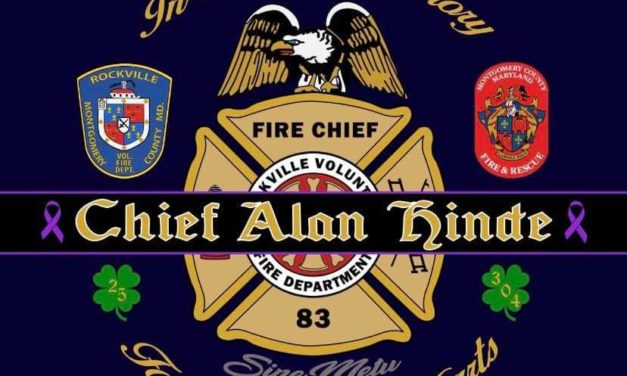 Nachruf Fire Chief Alan Hinde