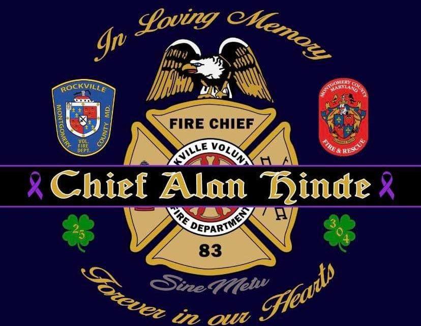 Nachruf Fire Chief Alan Hinde