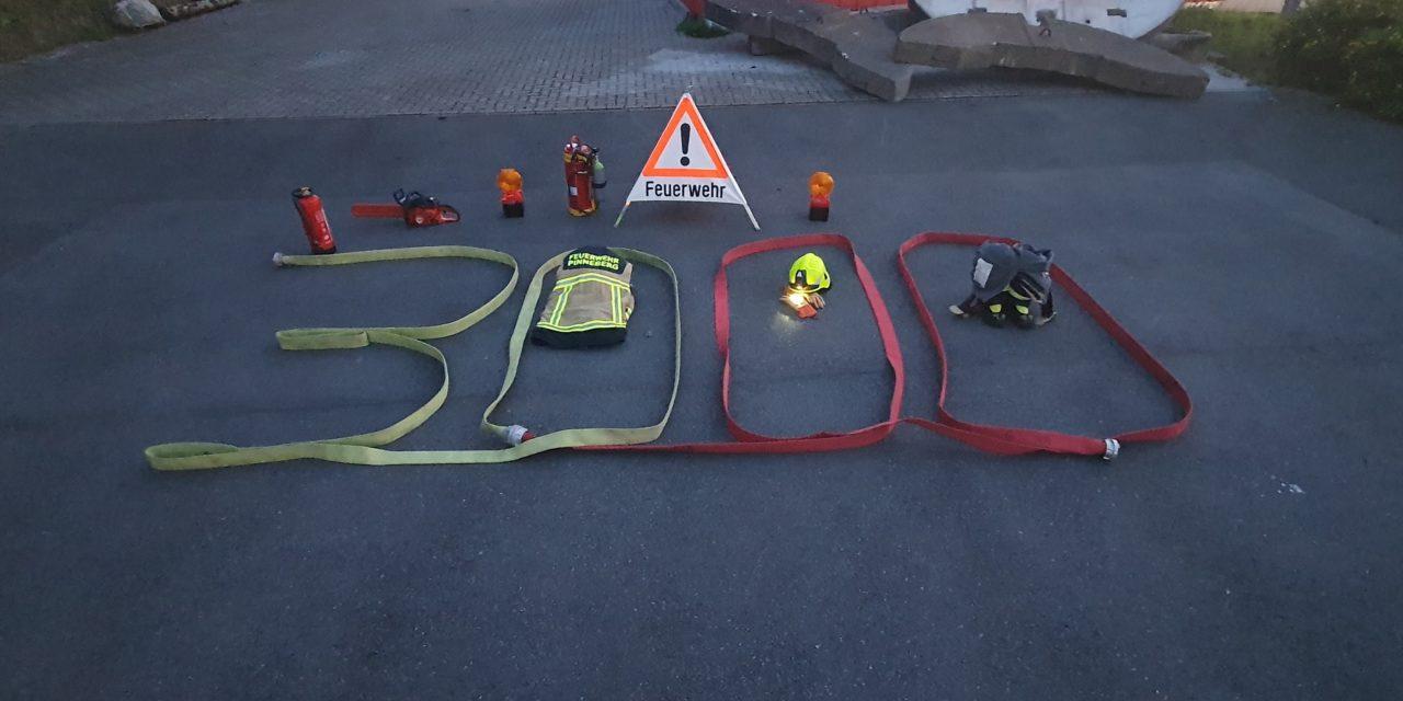 Feuerwehr Pinneberg in den sozialen Medien